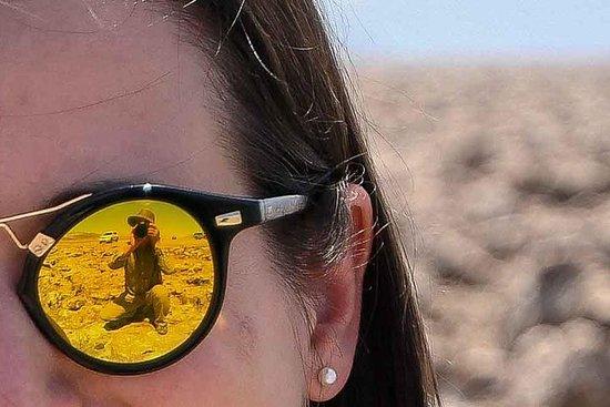 Privat Death Valley-tur med fotograf...