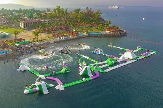 Let's go to a beach resort near Manila in the Philippines!