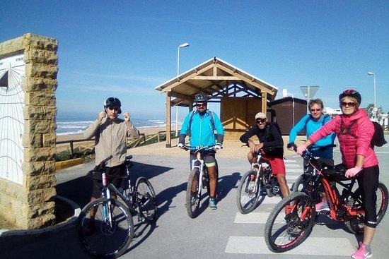 Mountain bike Holiday Costa de la luz Spain