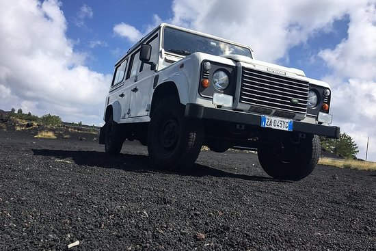 Mount Etna Jeep 4x4 Full Day Tour from...