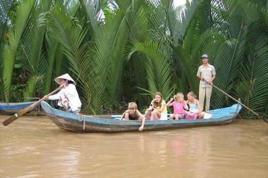 Mekong Delta 2days in My Tho - Ben Tre - Long Xuyen - Sa Dec from HCM...