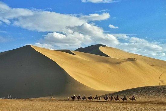Excursión privada de 3 días por la Ruta de la Seda de Dunhuang...