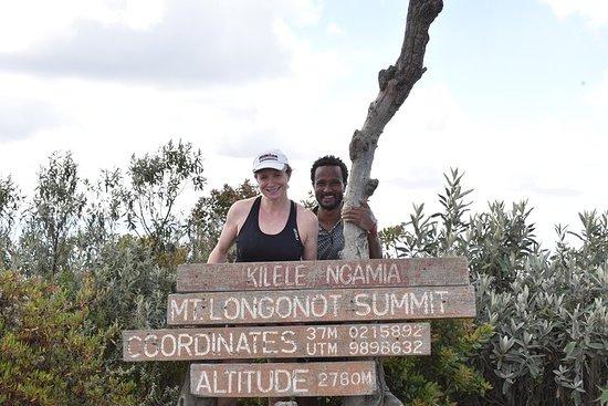 Fai un'escursione sul Monte Longonot in