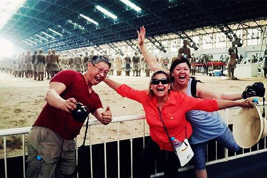8-Day Golden Ring of China Small-Group Tour: Beijing, Xian and Shanghai Φωτογραφία