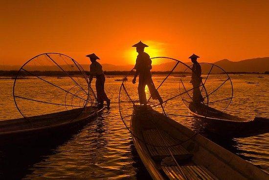 Private 14-tägige ganz Myanmar...