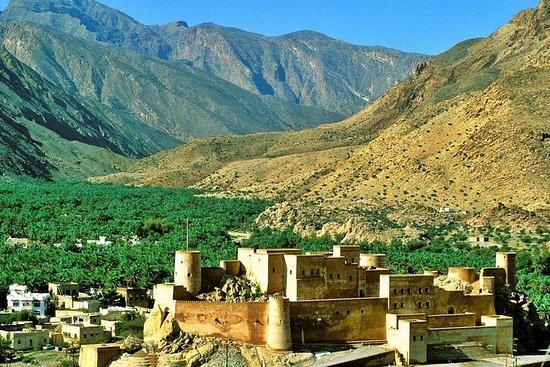 Verborgene Schätze von Oman 7 Nächte 8 Tage