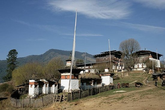 10 Days Western and Central Bhutan Culture & Nature Tour