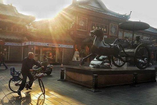 Chengdu Panda City Culutre Leshan Buddha and Food Tour 3 dager