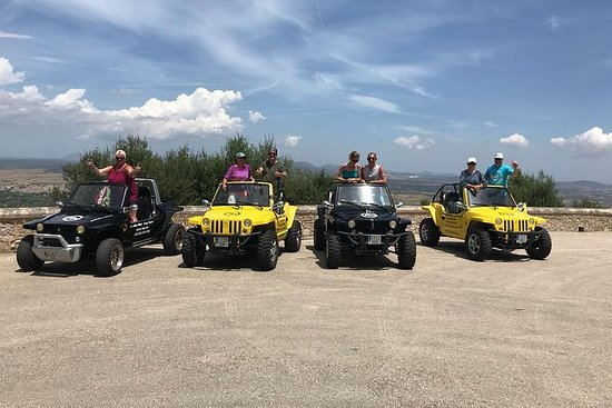 Tour de Aventura Mini Jipe Quad'ix...