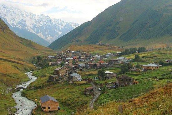 Trekking de 6 jours à Svaneti: de...