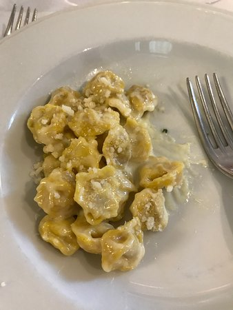 Italian Food and Museo Ferrari Small Group Tour from Bologna Including Gourmet Lunch: The pasta was some of the best we have ever had.