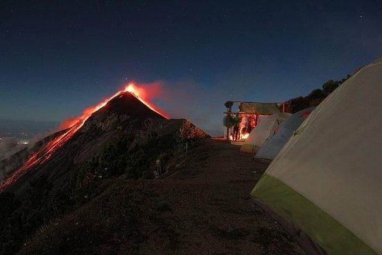 Acatenango Nuit