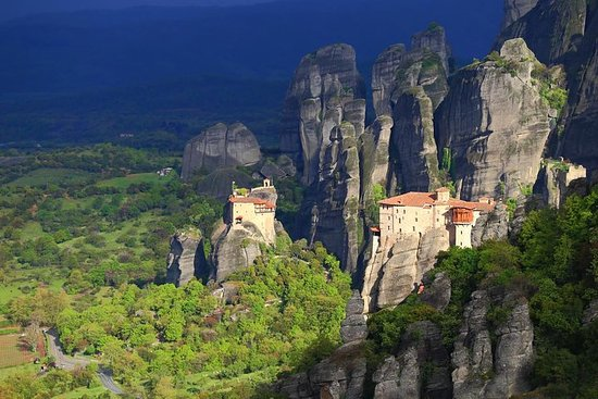 Meteora Private Full Day Tour