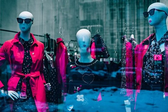 Shopping à Vienne avec un styliste...