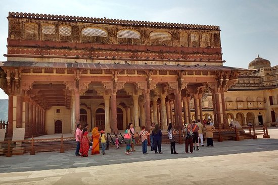 2 Tage private Tour Jaipur ab Delhi...