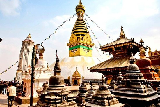 Kathmandu Day Tour - Circuit du...