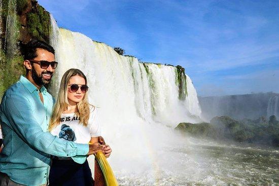 Iguassu Falls en una cáscara de nuez