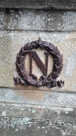 "Le ""N"" de Napoléon est un peu partout"