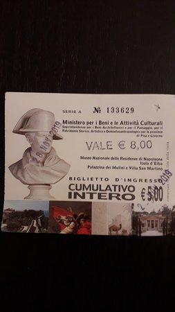 Billet valable pour les deux musées