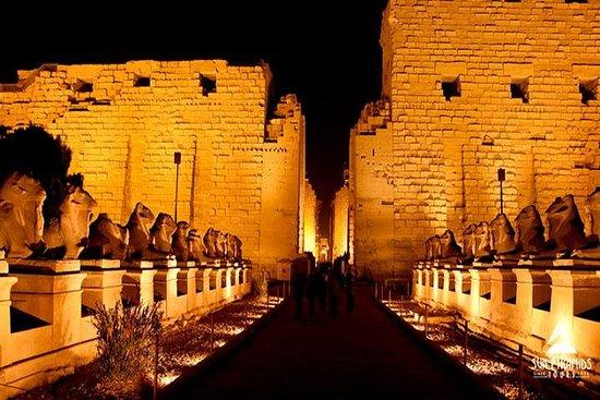 Overnight tur til Luxor fra Kairo med...