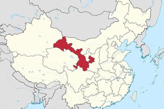 7-dagars privat Gansu utsökt Hexi korridor resa med boende från ...