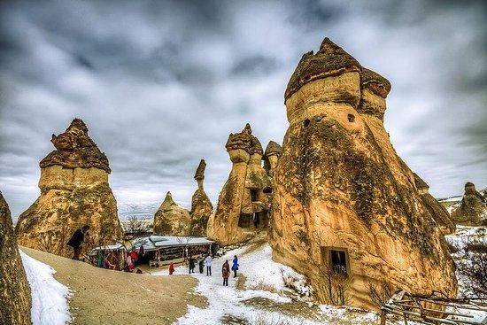 Cappadocia Red Tour (English and...