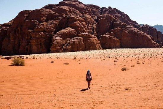 Kurztrip nach Jordanien