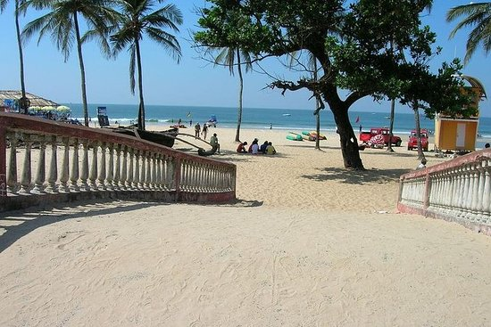Fabelaktig tropiske indiske strendene - 3 netter i Goa