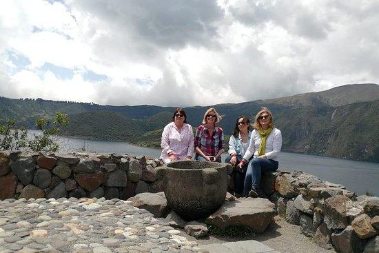 キトからグアヤキルまでの9日間の小旅行Andes Essences小グループ