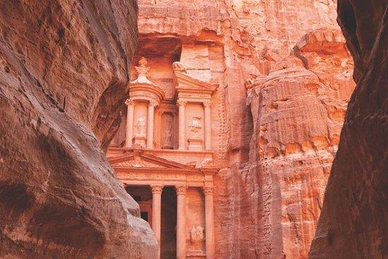 Principais atrações da Jordânia