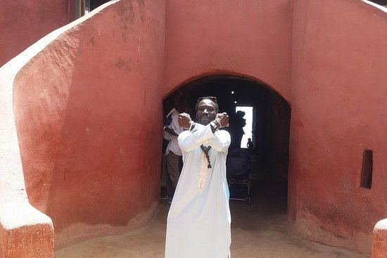 Dakar, île de goree et le lac rose