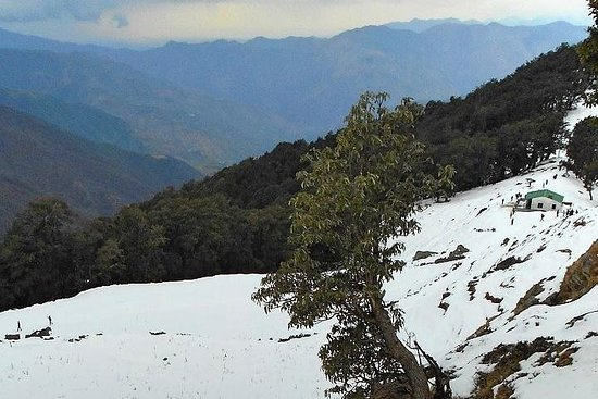 Nag Tibba Snow Trek