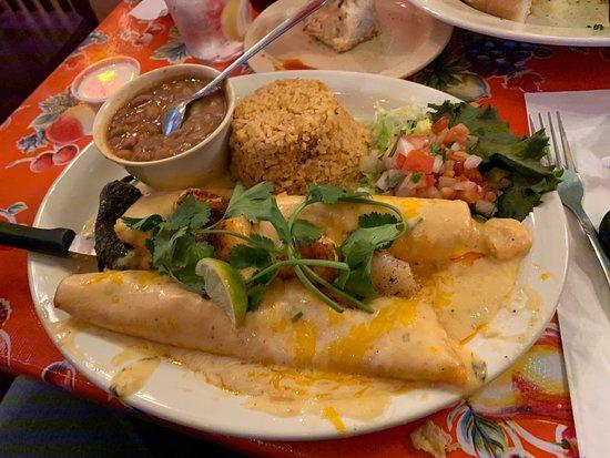 Outstanding food!!