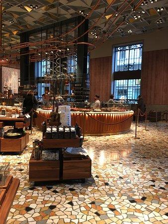 Starbucks Reserve Roastery Milan Centro Storico Menu