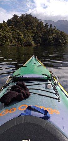 Doubtful Sound Overnight Kayak experience