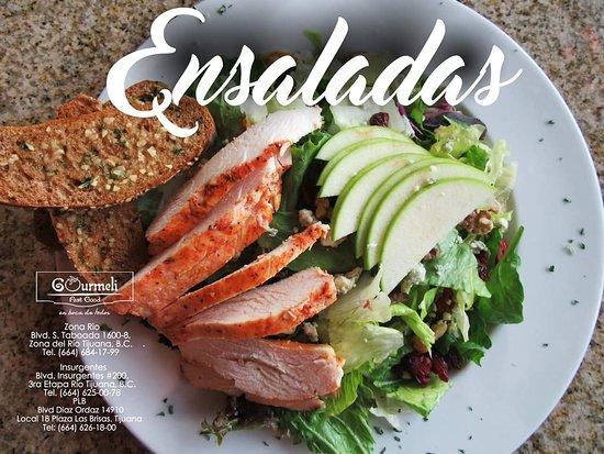 Ensalada Capistrano, en nuestro menú desde 2005
