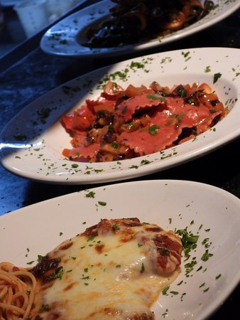 Lecther and Parmigiana