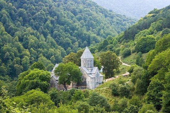 Gita di un giorno in Armenia: centro