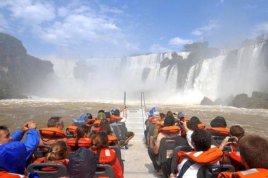 Iguassu Falls lato argentino con Gran