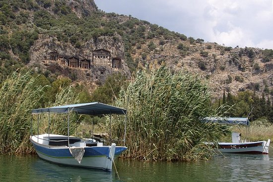 Dalyan-dagtrip vanuit Fethiye, inclusief riviercruise ...