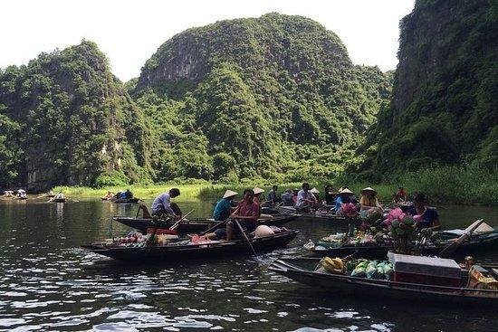 Journée complète de Hoa Lu Tam Coc...