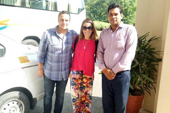 Excursion d'une journée de Rishikesh et...