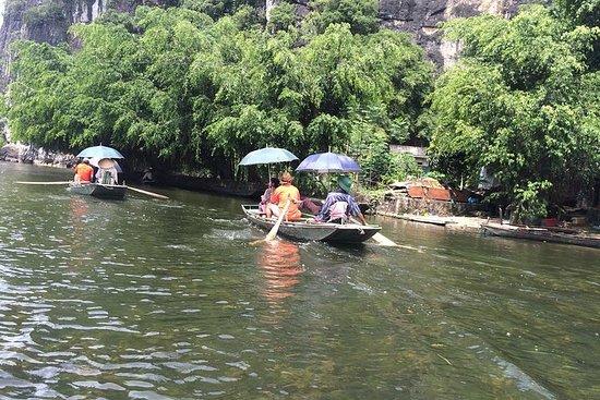 Hoa Lu - Visite privée Tam Coc d'une...