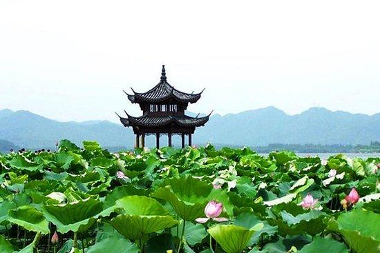 Hangzhou: Paradis på jord, heldagstur...