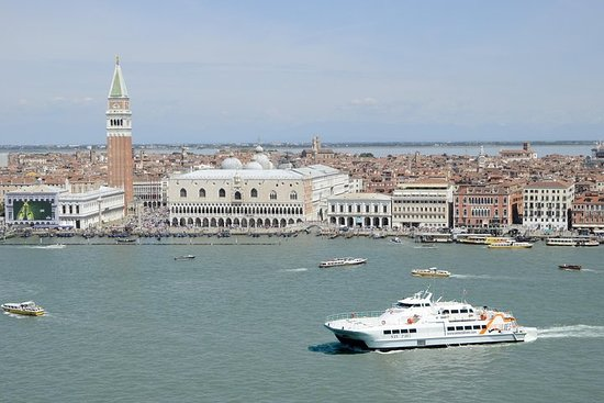 Day trip to Venice by ship with free...