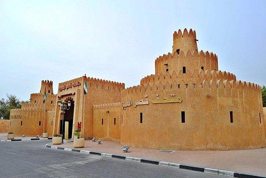 Al Ain tur fra Dubai