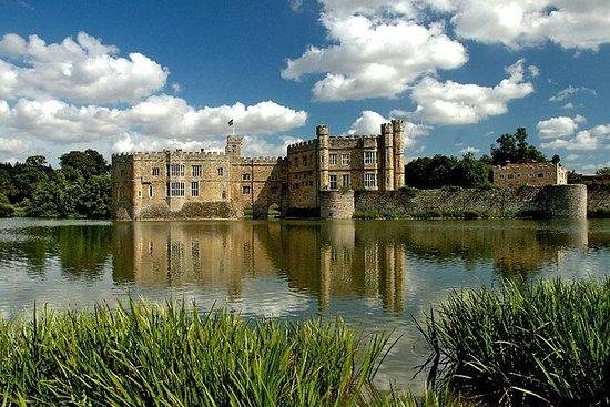 从伦敦出发的利兹城堡、坎特伯雷大教堂、多佛和格林威治之旅(含午餐)