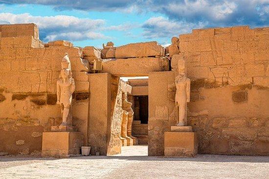 Dagstur til Luxor fra Hurghada med...