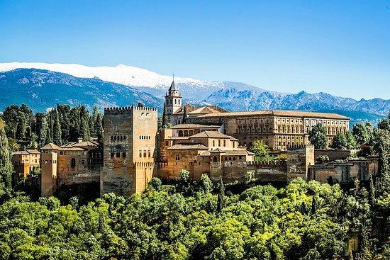 Tour guidato dell'Alhambra da Nerja