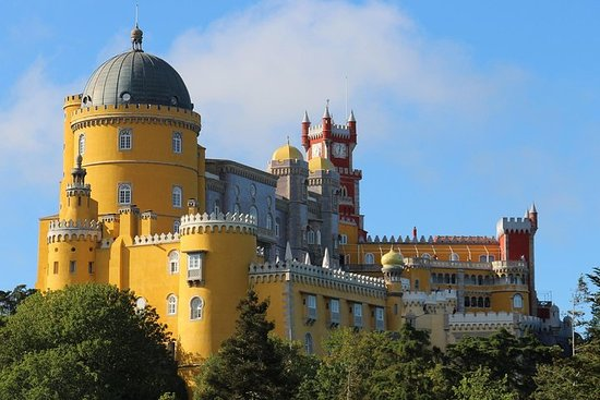 Descubriendo Sintra, Roca Cape y...